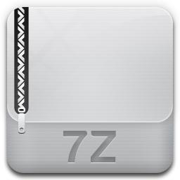 7 Zip командная строка