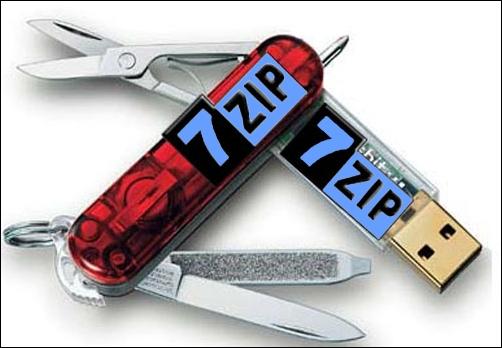 7 Zip Portable