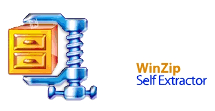 Как работать с WinZip self extractor