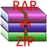 Чем отличается Zip от RAR
