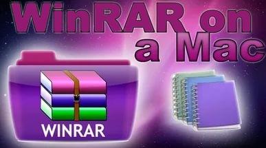 Как открыть RAR на Mac OS